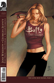 Buffy the Vampire Slayer: Season 8, Episode 1