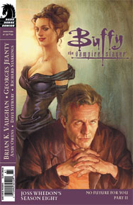 Buffy the Vampire Slayer: Season 8