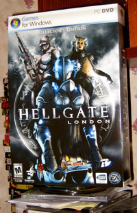 Hellgate: London Collector's Edition box