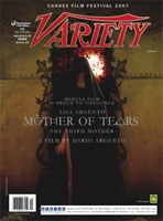 Variety Cannes Film Festival 2007 issue