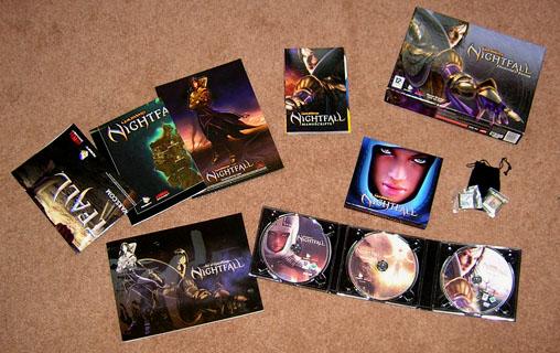 Guild Wars: Nightfall Collector's Edition