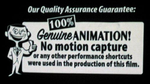 Quality assurance guarantee