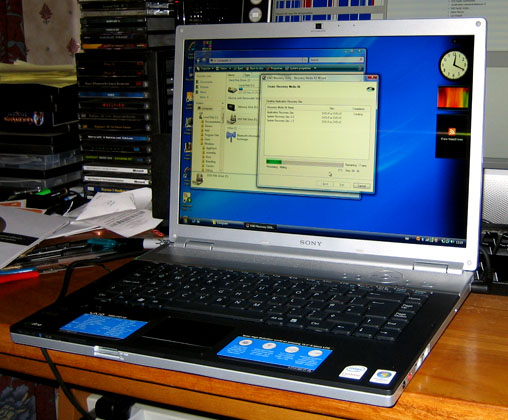 Sony VAIO VGN-FZ11Z