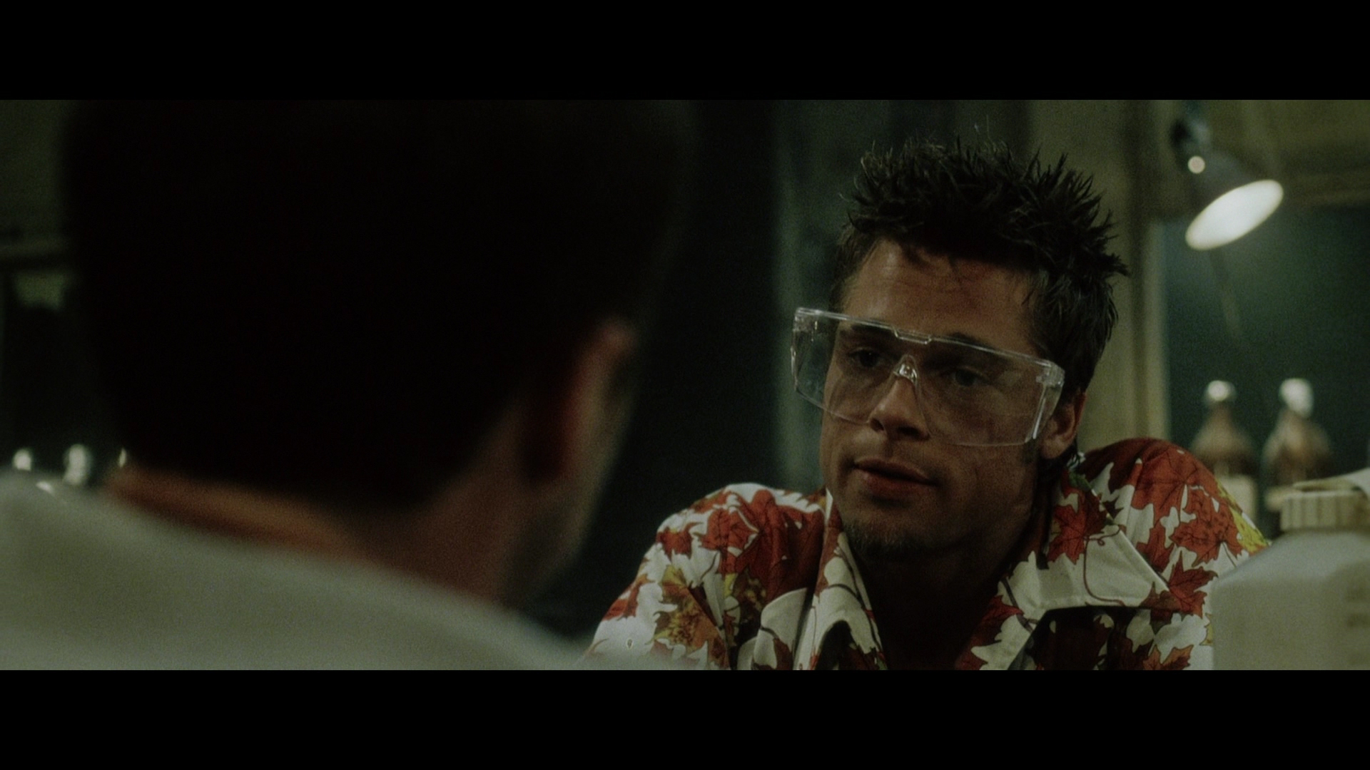 "consumerism in the movie fight club and the book culture jam Another way the film is challenging society is the way it raises an eye towards consumerism  movie/fight-club  about in his book, but also ""fight club."